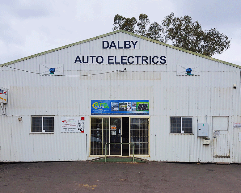 Dalby Auto Electrics Workshop